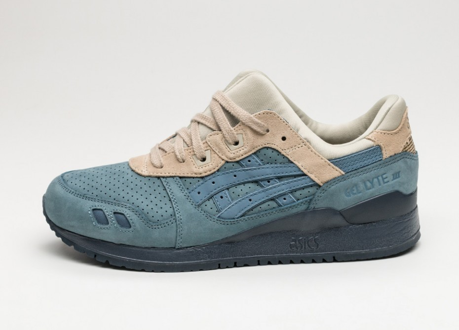 new product b3db4 8ca58 Мужские кроссовки Asics Gel-Lyte III *Moonwalker Pack* (Blue Mirage / Blue  Mirage)