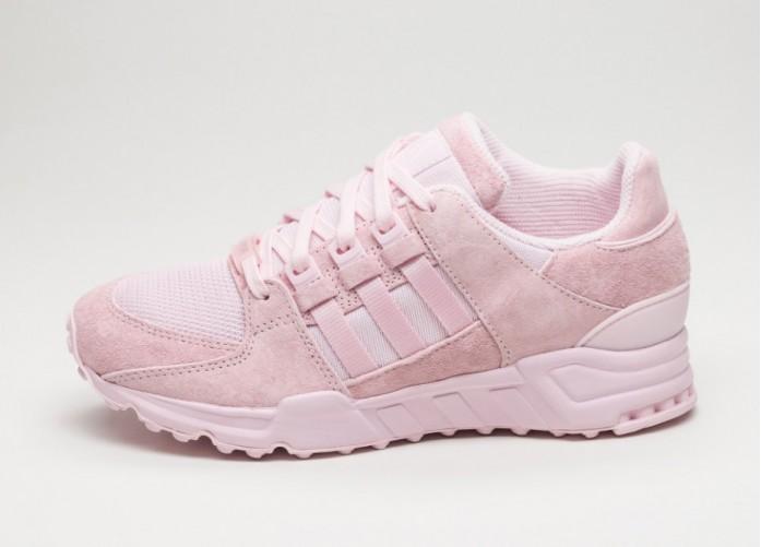 Мужские кроссовки adidas Equipment Running Support (Clear Pink / Clear Pink / Clear Pink) | Интернет-магазин Sole