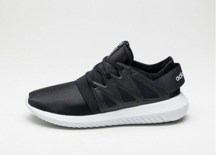 Мужские кроссовки adidas Tubular Viral W (Core Black / Core Black / Core White) | Интернет-магазин Sole