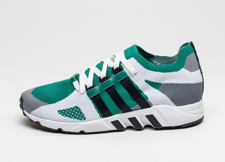 brand new a3003 eef19 Мужские кроссовки adidas Equipment Running Guidance PK (Grey   Core Black   Sub  Green)