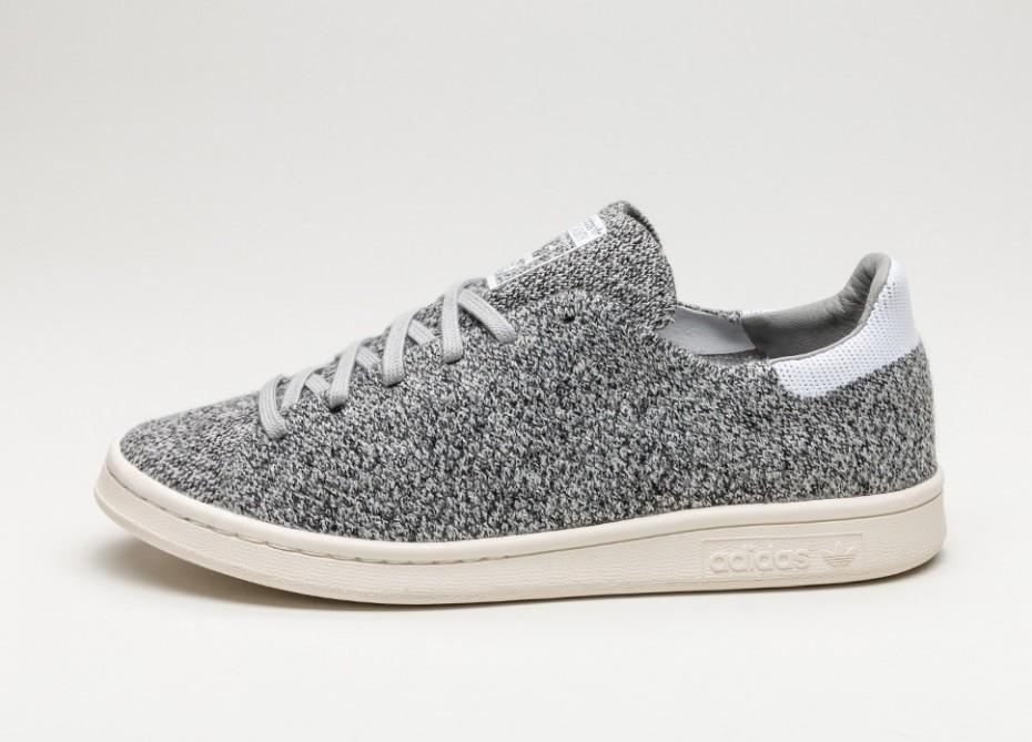 46cbf26eb27a83 Мужские кроссовки adidas Stan Smith PK (Mgh Solid Grey   Mgh Solid Grey    White