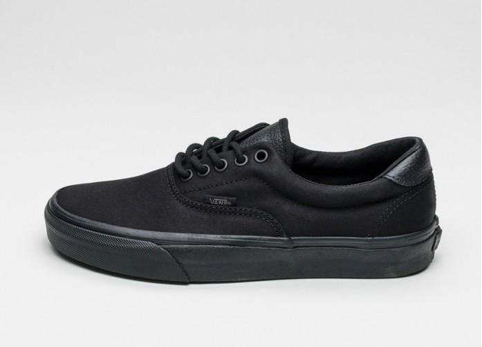 Мужские кроссовки Vans Era 59 *Mono T&L* (Black) | Интернет-магазин Sole
