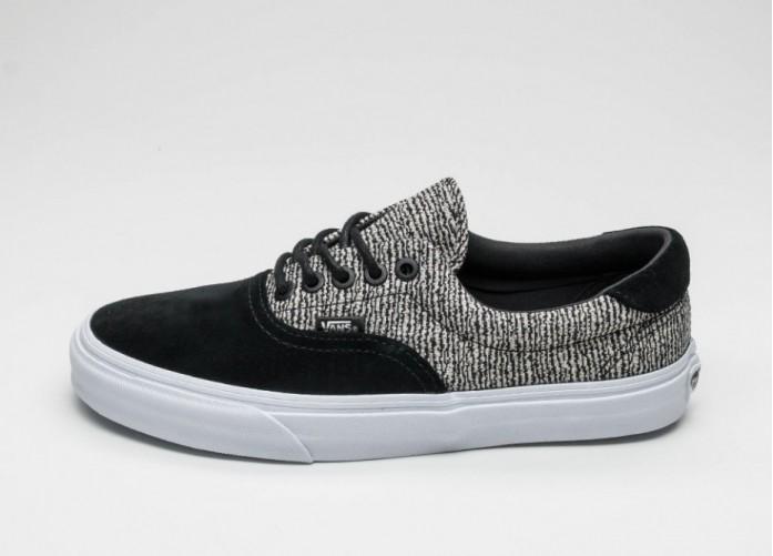 Мужские кроссовки Vans Era 59 *Italian Weave* (Black)   Интернет-магазин Sole