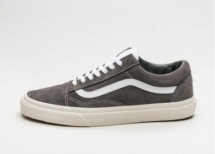 Мужские кроссовки Vans Old Skool (Gunmetal) | Интернет-магазин Sole