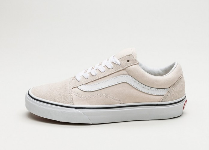 Мужские кроссовки Vans Old Skool (Birch / True White) | Интернет-магазин Sole