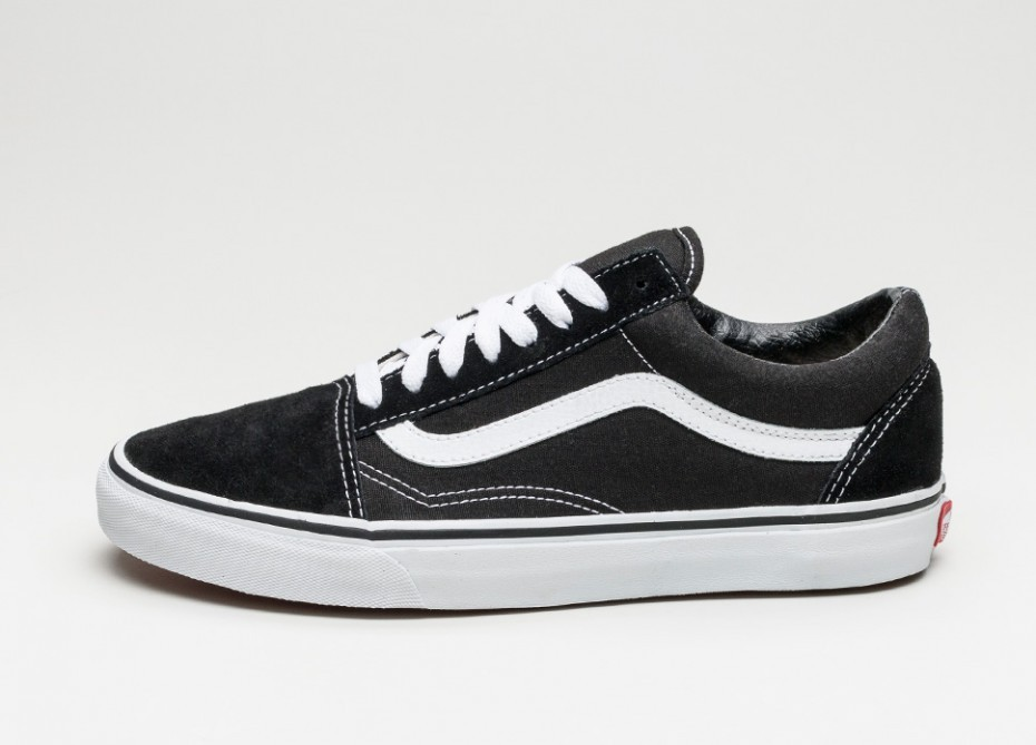 Мужские кроссовки Vans Old Skool (Black   White) VD3HY28  купить в ... 088d6d65b808b