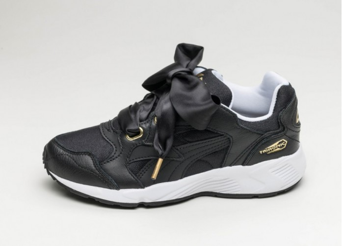Женские кроссовки Puma Prevail Heart W (Puma Black / Puma Black) - Women - Sneaker | Интернет-магазин Sole