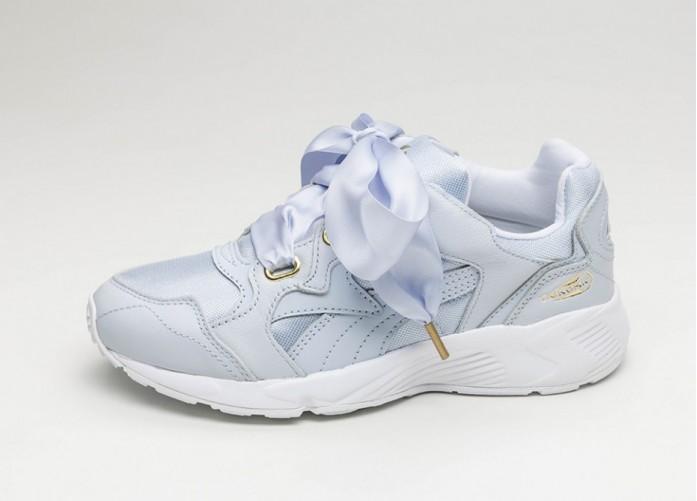 Женские кроссовки Puma Prevail Heart W (Halogen Blue / Halogen Blue) - Women - Sneaker | Интернет-магазин Sole