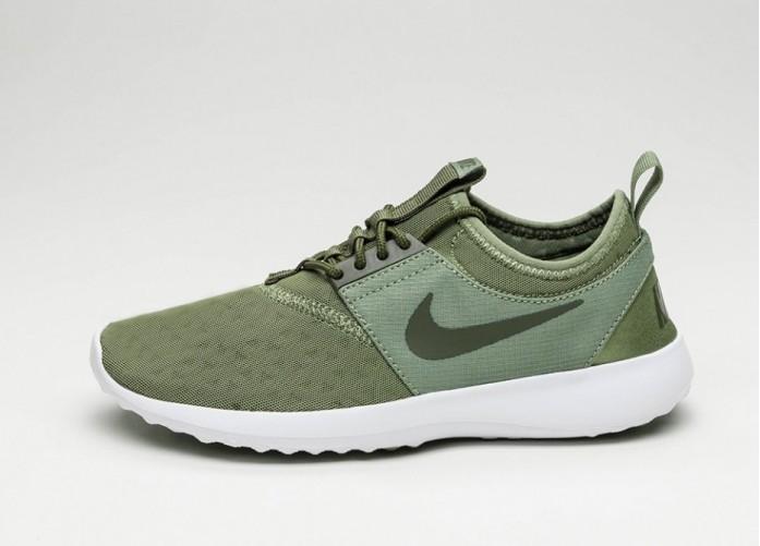 Женские кроссовки Nike Wmns Juvenate (Palm Green / Legion Green - Black - White) - Women - Sneaker | Интернет-магазин Sole