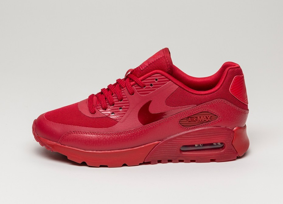 finest selection 61a57 b2f0a Женские кроссовки Nike Wmns Air Max 90 Ultra Essential (Gym Red / Gym Red -  University Red)