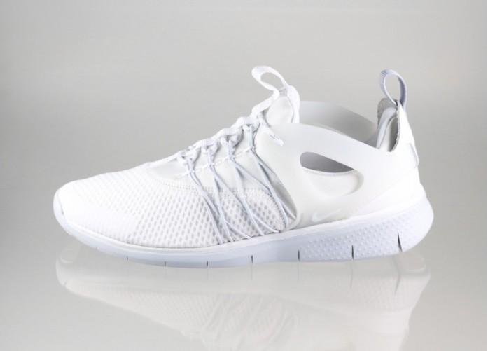 Женские кроссовки Nike Wmns Free Viritous (White / White - Wolf Grey - Pure Platinum) | Интернет-магазин Sole