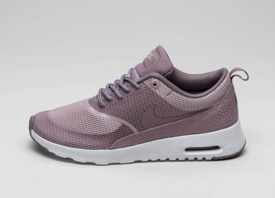 Женские кроссовки Nike Wmns Air Max Thea Txt (Plum Fog