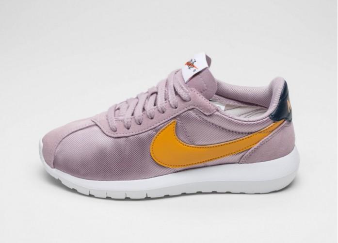 Женские кроссовки Nike Wmns Roshe LD-1000 (Plum Fog / Gold Leaf - White - Obsidian) | Интернет-магазин Sole