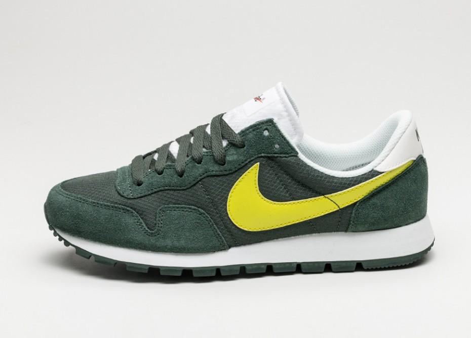 arco emocional Sindicato  Женские кроссовки Nike Air Pegasus 83 (Grove Green / Bright Cactus ...