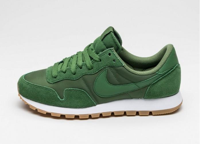 Женские кроссовки Nike Air Pegasus 83 (Forest Green / Forest Green - Treeline - White) | Интернет-магазин Sole