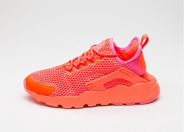 san francisco c0170 3e4c8 Мужские кроссовки Nike Wmns Air Huarache Run Ultra BR (Total Crimson   Total  Crimson)