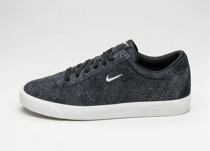 Женские кроссовки Nike Match Classic Suede (Black / Summit White) - Women - Sneaker   Интернет-магазин Sole
