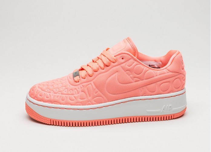 ae06b6f2f829c6 Женские кроссовки Nike Wmns Air Force 1 Upstep SE (Atomic Pink   Atomic Pink  -