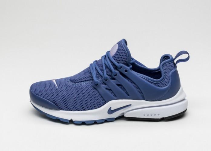 Мужские кроссовки Nike Wmns Air Presto (Dark Purple Pust / Dark Purple Dust - Bleached Liliac - White) | Интернет-магазин Sole