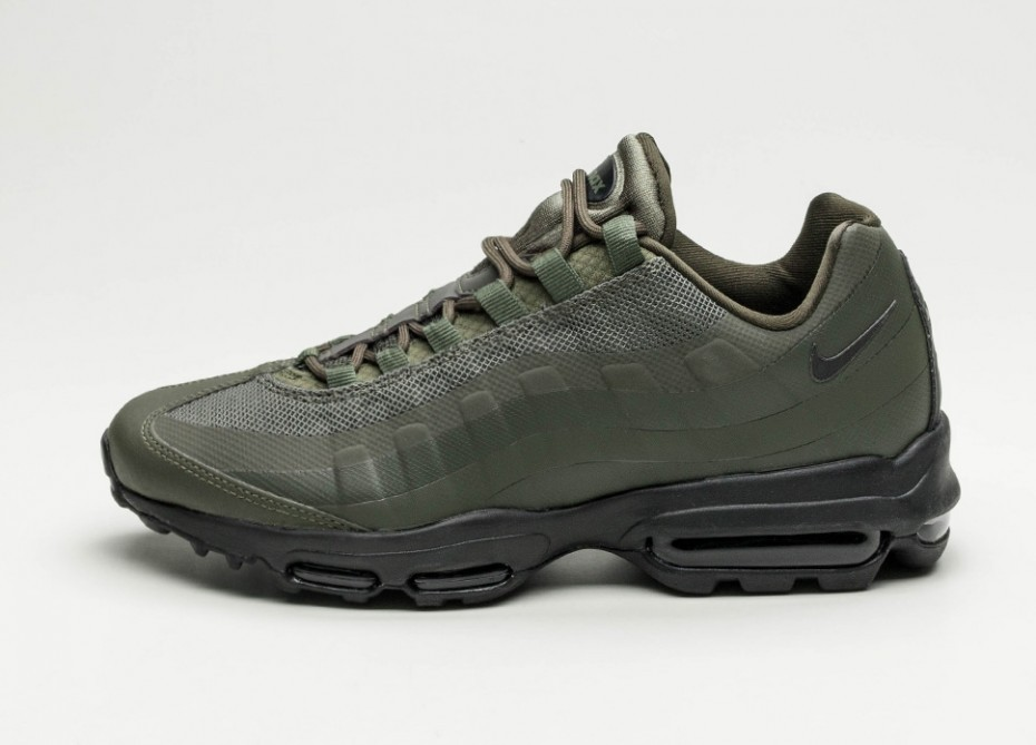 air max 95 khaki black