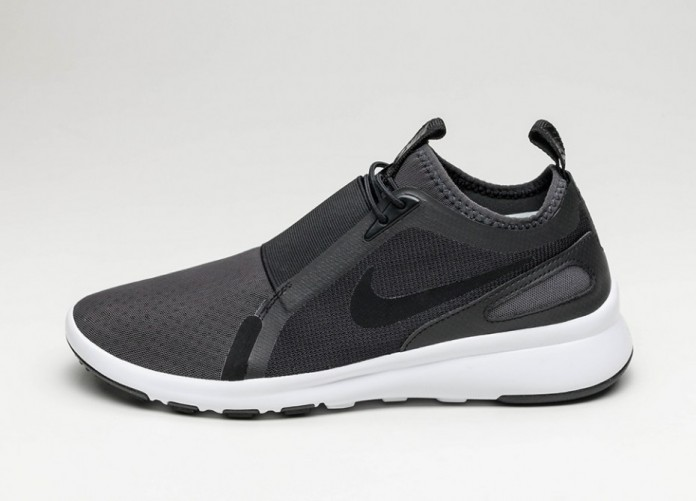 Женские кроссовки Nike Current Slip On (Black / Black - Anthracite) - Women - Sneaker   Интернет-магазин Sole