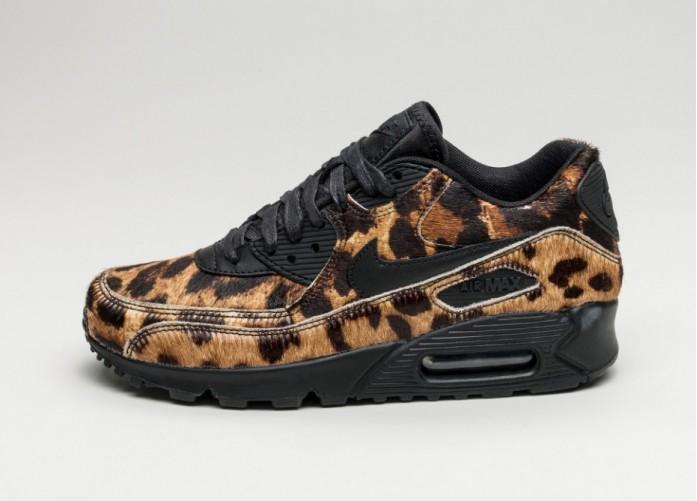 Женские кроссовки Nike Wmns Air Max 90 LX (Black / Black - Sail - Sail) - Women - Sneaker | Интернет-магазин Sole