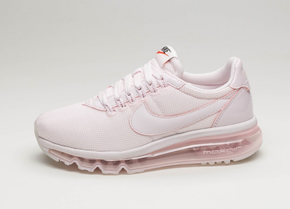 Женские кроссовки Nike Wmns Air Max LD Zero SE (Pearl Pink Pearl Pink Prism Pink White) Women Sneaker