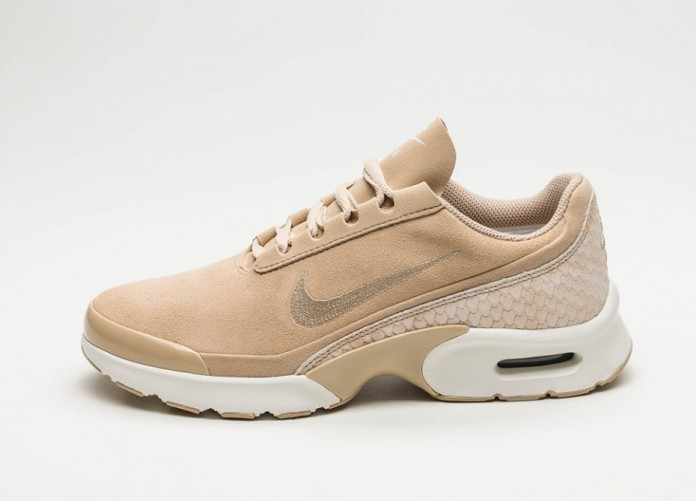 Женские кроссовки Nike Wmns Air Max Jewell PRM TXT (Linen / Linen - Sail) - Women - Sneaker | Интернет-магазин Sole