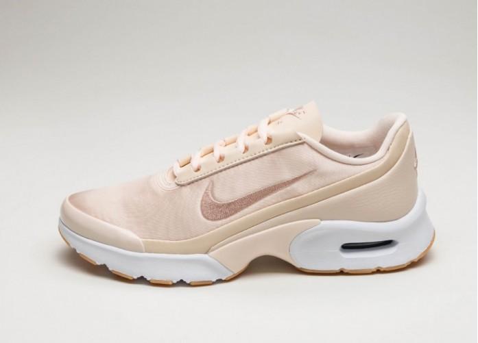 Женские кроссовки Nike Wmns Air Max Jewell WGS (Barely Orange / Barely Orange - White) | Интернет-магазин Sole