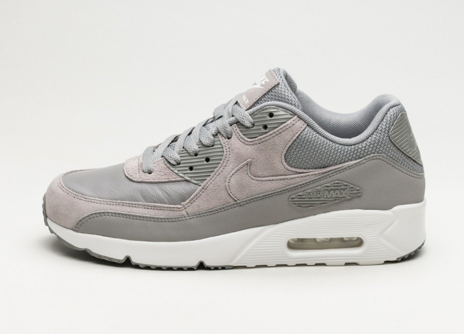 6a559039 Женские кроссовки Nike Air Max 90 Ultra 2.0 LTR (Dust / Dust - Summit White