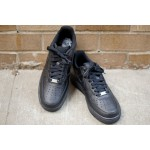 Мужские кроссовки Nike Air Force 1 07 Low - Black / Black, фото 2 | Интернет-магазин Sole