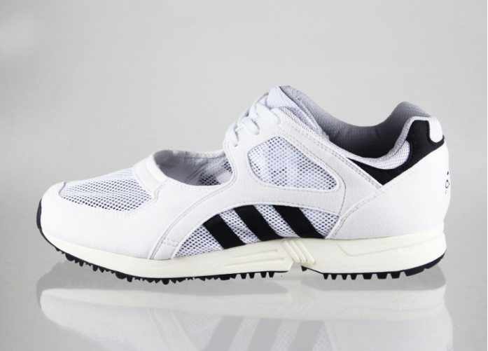 Женские кроссовки adidas Equipment Racing OG W (Ftwr White / Core Black / Cream White) | Интернет-магазин Sole