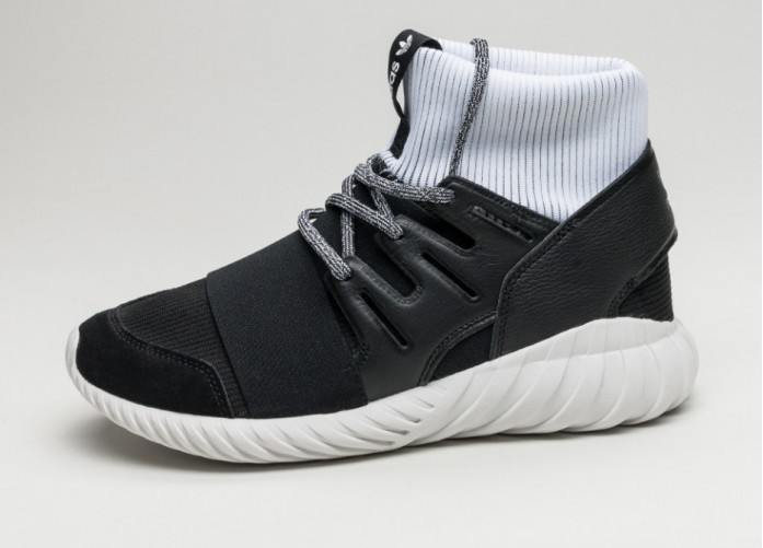 Женские кроссовки adidas Tubular Doom (Core Black / Core Black / Ftwr White) - Women - Sneaker   Интернет-магазин Sole