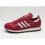 Женские кроссовки adidas New York (Collegiate Burgundy / Matte Silver / Mystery Red) - Women - Sneaker, фото 1 | Интернет-магазин Sole