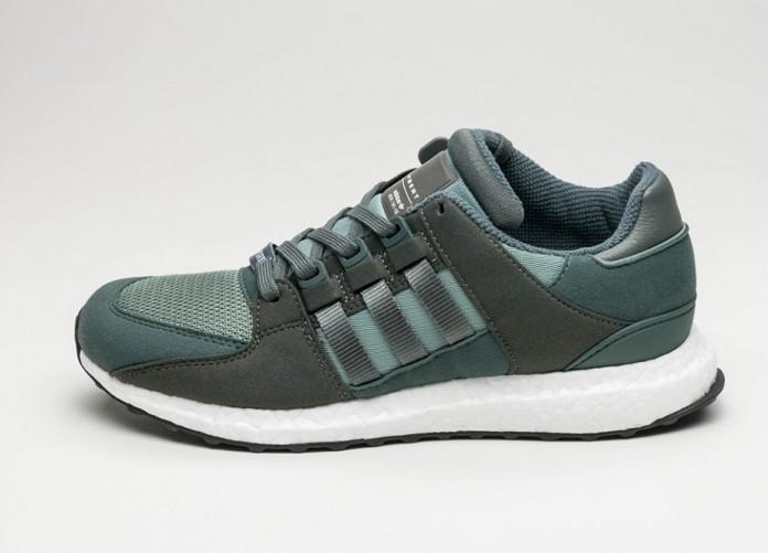 Женские кроссовки adidas Equipment Support Ultra (Trace Green / Utility Ivy / Utility Grey) - Women - Sneaker | Интернет-магазин Sole
