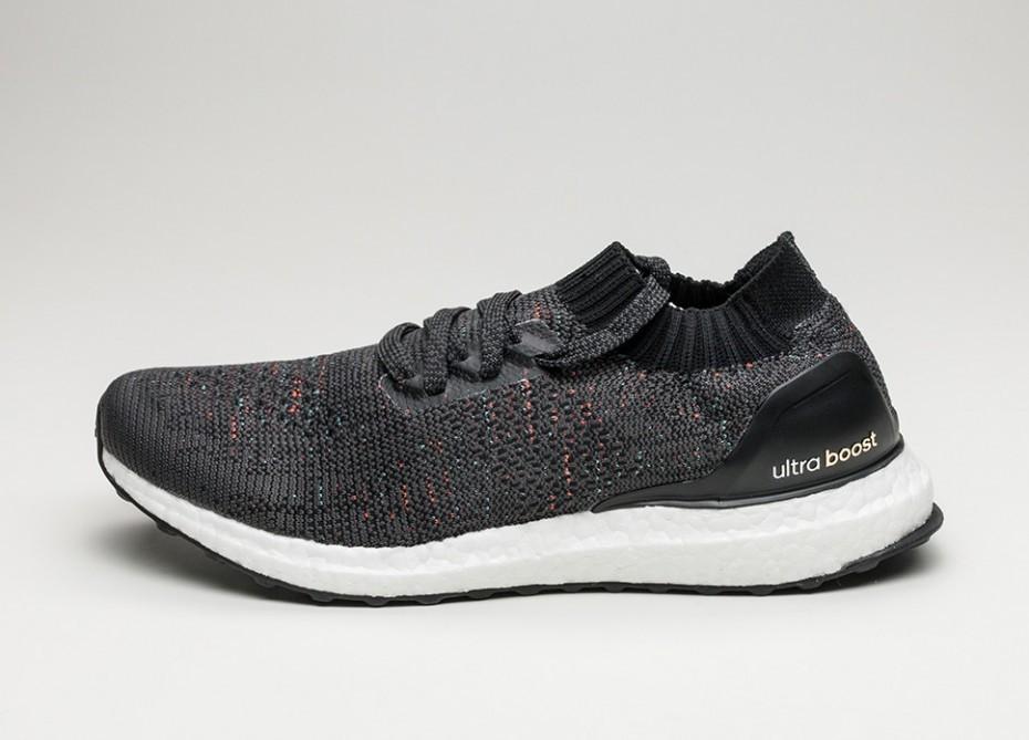094283ecd5e Женские кроссовки adidas Ultra Boost Uncaged (Dark Grey Heather Solid Grey    Core Black