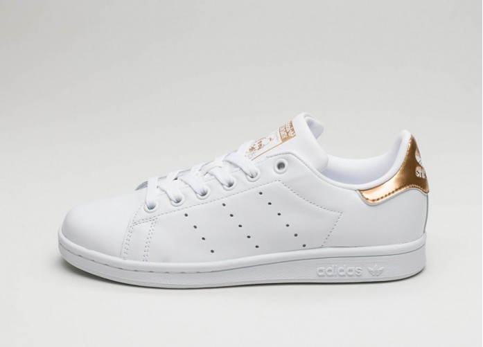Женские кроссовки adidas Stan Smith W (Ftwr White / Ftwr White / Supplier Colour) - Women - Sneaker | Интернет-магазин Sole