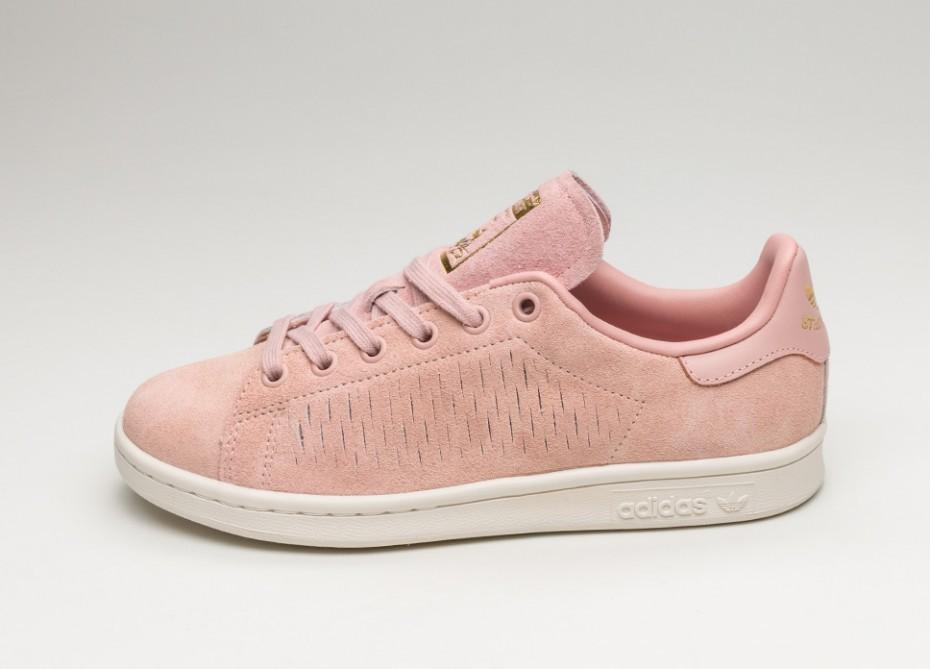 new style 274d3 bb4f7 Женские кроссовки adidas Stan Smith W (Haze Coral / Haze Coral / Chalk  White) - Women - Sneaker