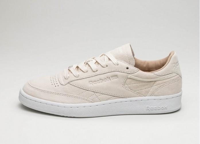Женские кроссовки Reebok Club C 85 LST (Classic White / Paperwhite) - Women - Sneaker   Интернет-магазин Sole