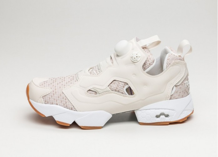 Женские кроссовки Reebok Instapump Fury Off (Sandtrap / Chalk / White) - Women - Sneaker | Интернет-магазин Sole