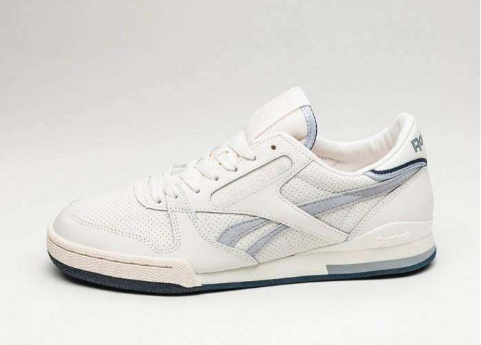 Женские кроссовки Reebok Phase 1 Pro *27' x 78' Pack* (Chalk / White / Grey / Navy / Brass) - Women - Sneaker | Интернет-магазин Sole