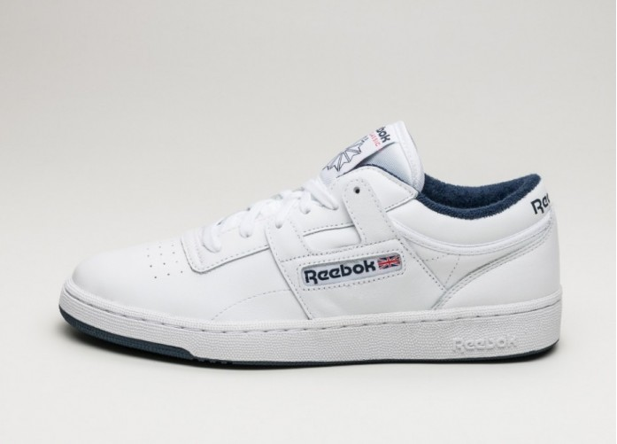 Женские кроссовки Reebok Club Workout CB (White) - Women - Sneaker | Интернет-магазин Sole