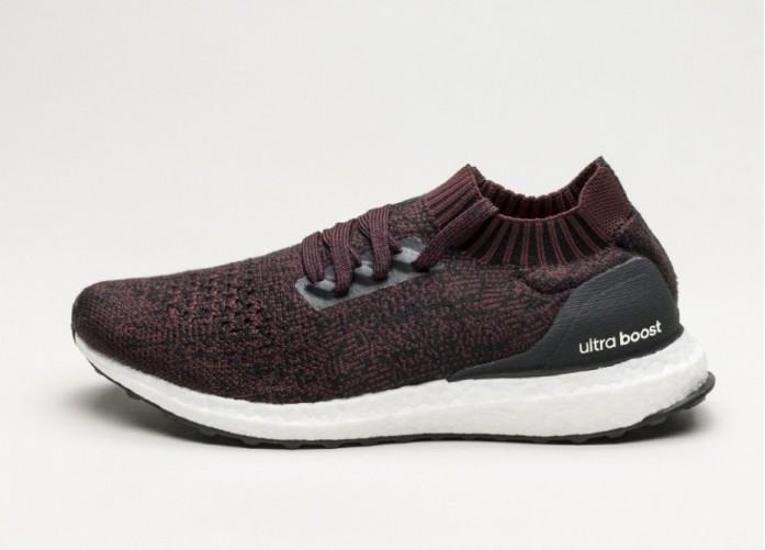 Женские кроссовки adidas Ultra Boost Uncaged (Core Black / Dark Burgundy / Core Black) - Women - Sneaker | Интернет-магазин Sole