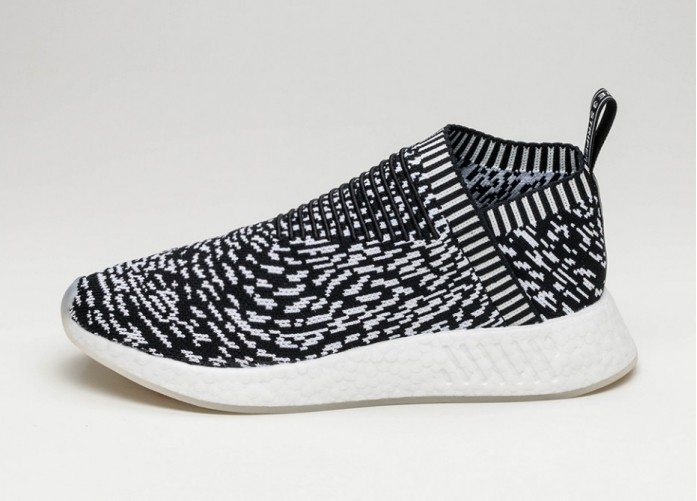 Женские кроссовки adidas NMD CS2 City Sock PK *Sashiko Pack* (Core Black / Core Black / Ftwr White) - Women - Sneaker | Интернет-магазин Sole