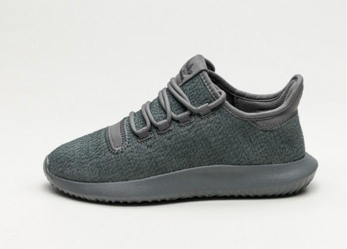 Женские кроссовки adidas Tubular Shadow W (Grey Five / Grey Five / Grey Five)   Интернет-магазин Sole