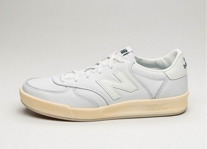 Женские кроссовки New Balance CRT300CL (White) - Women - Sneaker | Интернет-магазин Sole