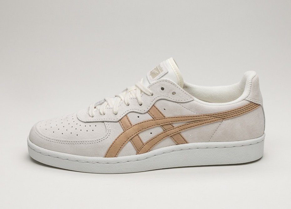 casual shoes exclusive deals new products Женские кроссовки Asics Onitsuka Tiger GSM (Cream / Latte) - Women - Sneaker
