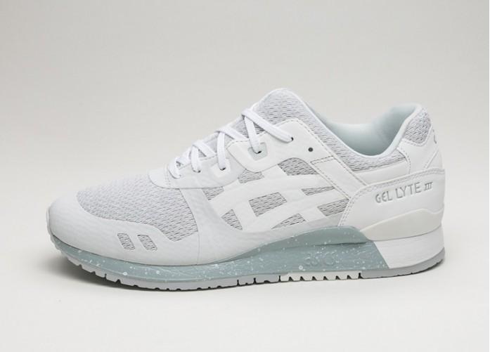 best cheap 0d787 65e1b Женские кроссовки Asics Gel-Lyte III NS (Glacier Grey / White) - Women -  Sneaker
