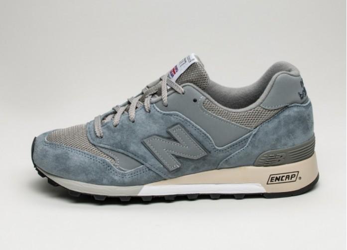 Женские кроссовки New Balance M577PBG *Made in England* (Blue) - Women - Sneaker | Интернет-магазин Sole