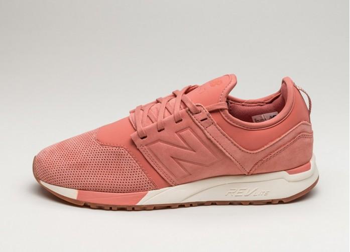 Женские кроссовки New Balance MRL247CR *Dawn Till Dusk* (Copper Rose) - Women - Sneaker | Интернет-магазин Sole